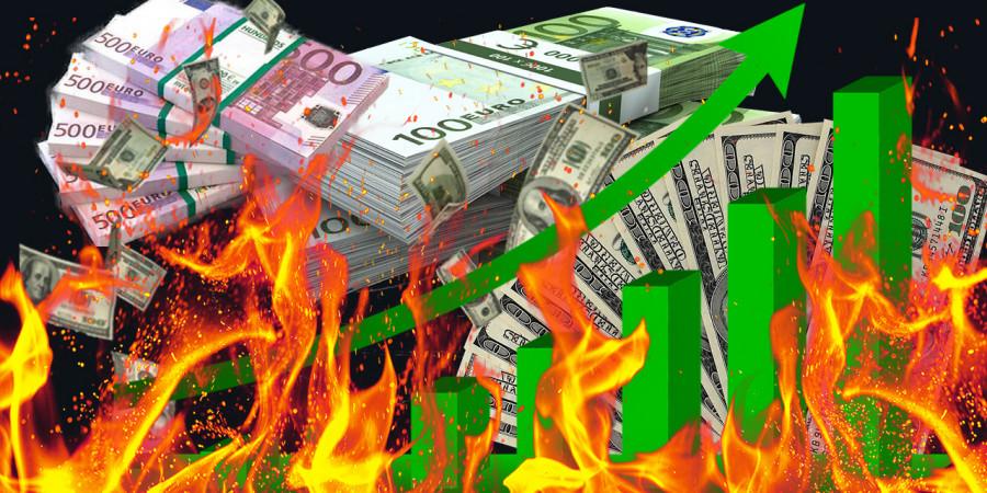 EUR/USD: евро искрит, доллар силы таит