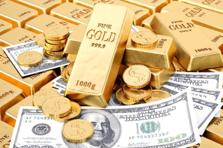 Золото против доллара: кто кого? Перспективы «солнечного» металла