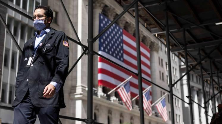 Фондовые рынки США уверенно растут: сильная отчетность победила страх перед дельта-штаммом