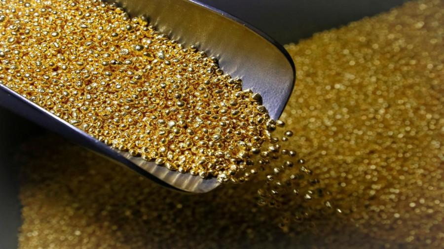 Все ниже и ниже: золото рухнуло до 3-недельного минимума