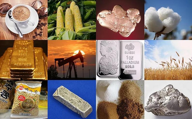 Прогнозы экономистов компании по сырьевым товарам Capital Economics
