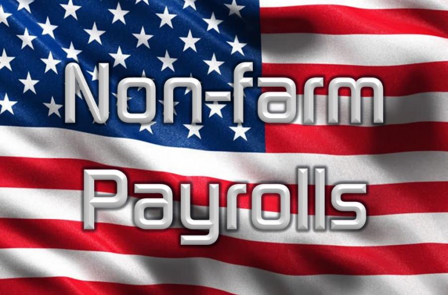 NonFarm Payrolls – почти миллион. Фондовые индексы США обновили рекорды.