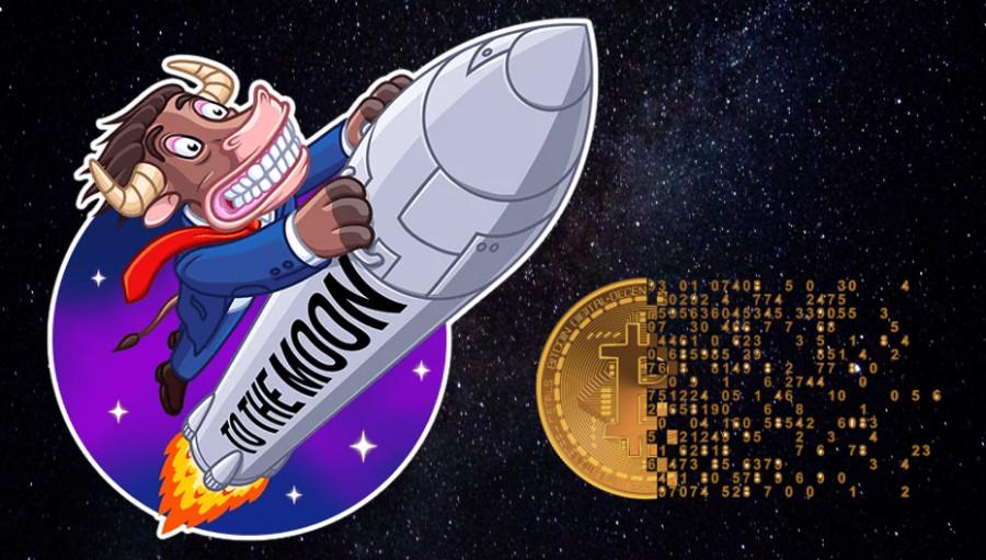 Ракета заправлена и готова к полету в космос – Bitcoin&Ethereum