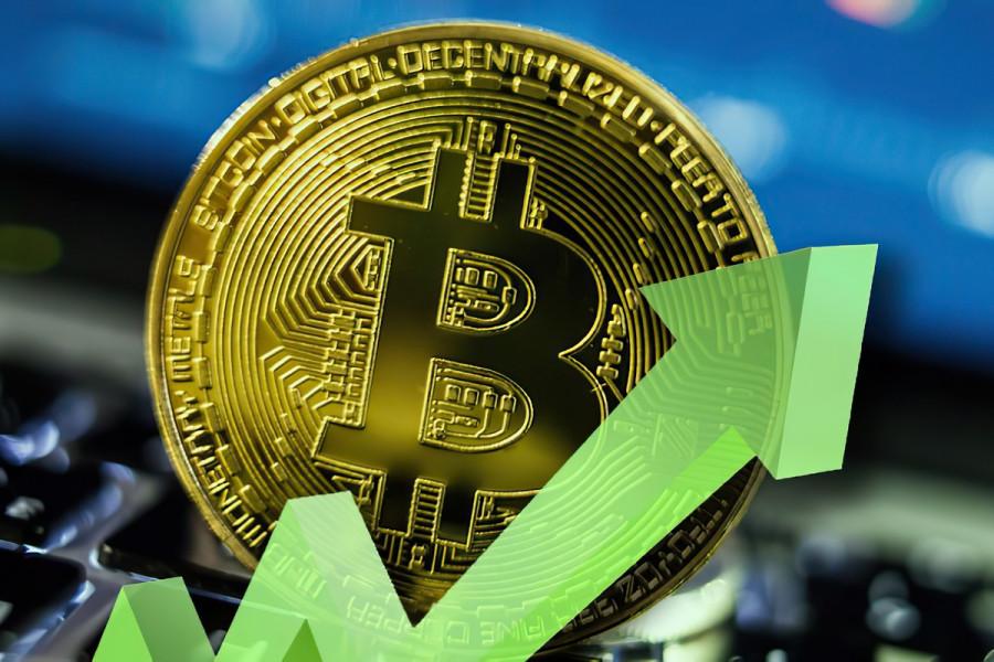Удвоим цену: биткоин идет к $50 000, а ему предрекают $100 000