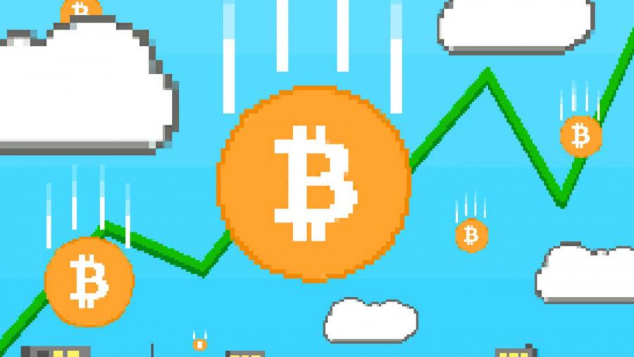 Хайп растет с каждым днем – Bitcoin&Ethereum