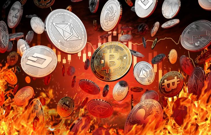 Почему Bitcoin, Ethereum, и Dogecoin упали сегодня, и что послужило катализатором суточного падения крипторынка?