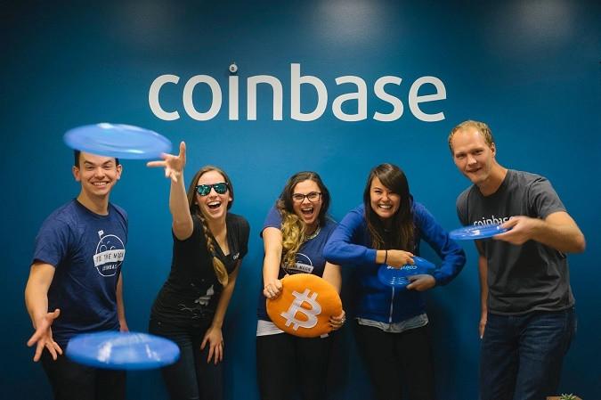 Coinbase добавит 500 миллионов долларов в цифровой валюте на свой счёт