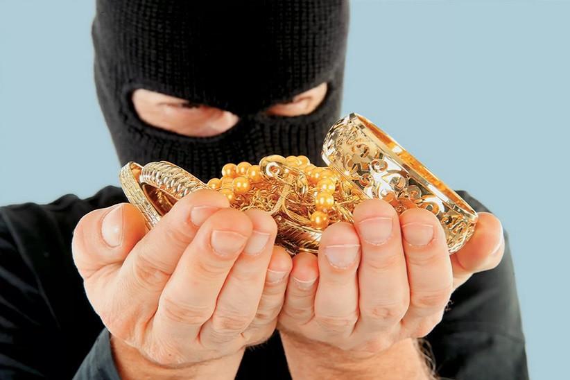 Были украдены драгоценные металлы на сумму около 5 миллионов долларов