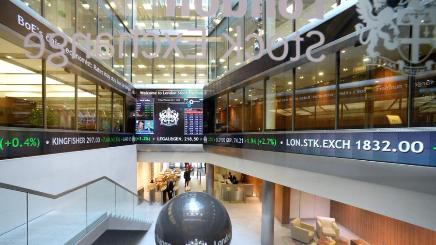 Фондовые рынки Западной Европы настроены позитивно