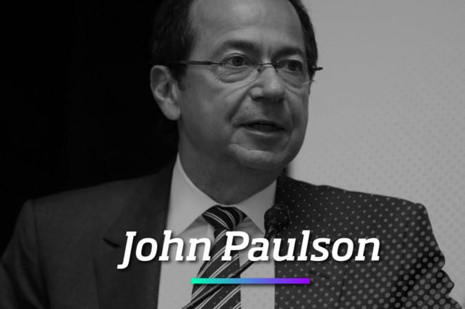 """Джон Полсон - """" Биткойн бесполезен, но не ставьте на падение"""""""