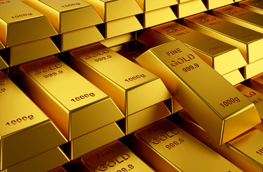 Золото завершило август минимальным ростом, а остальные металлы – большими потерями