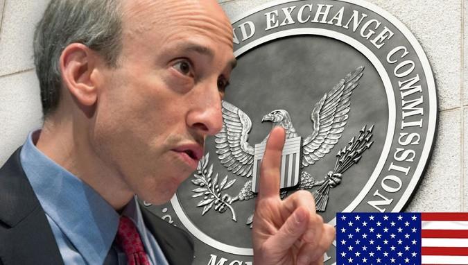 Председатель SEC предупреждает криптовалютные платформы