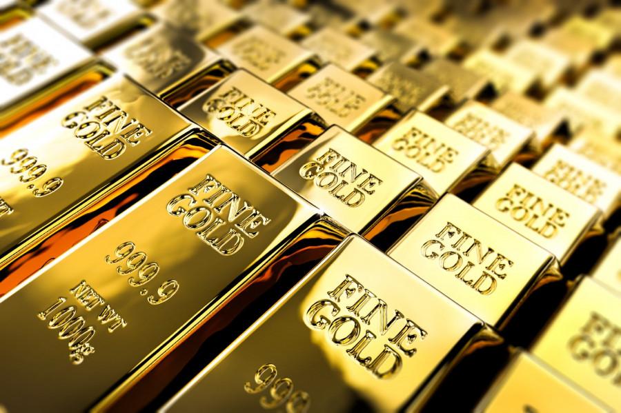 От падения на 11% до взлета на 19%: как менялись цены на золото в сентябре за последние 50 лет