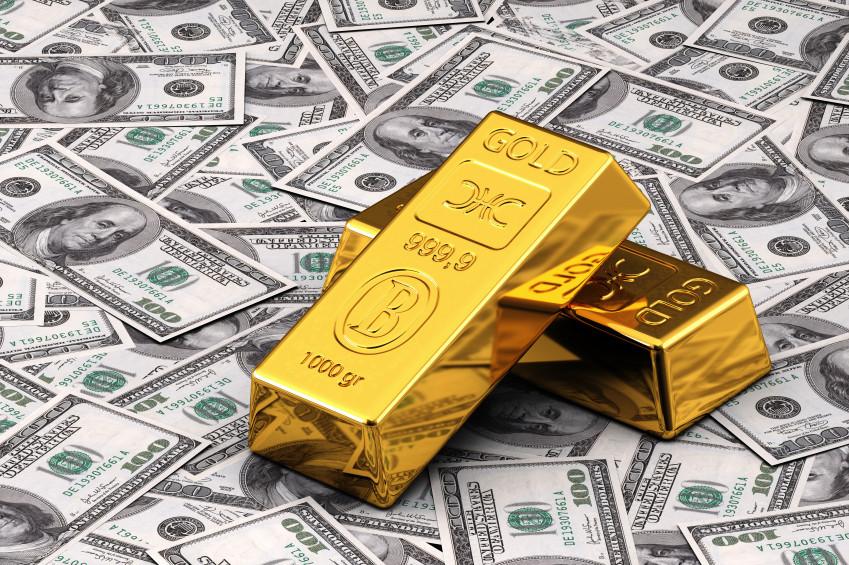 Драгметалл против доллара: противостояние мешает росту Gold