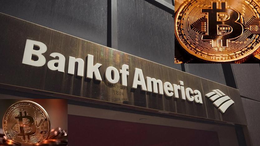 Bank of America поддержал биткойн