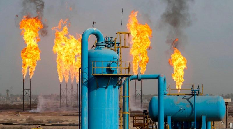 Скачки цен природного газа