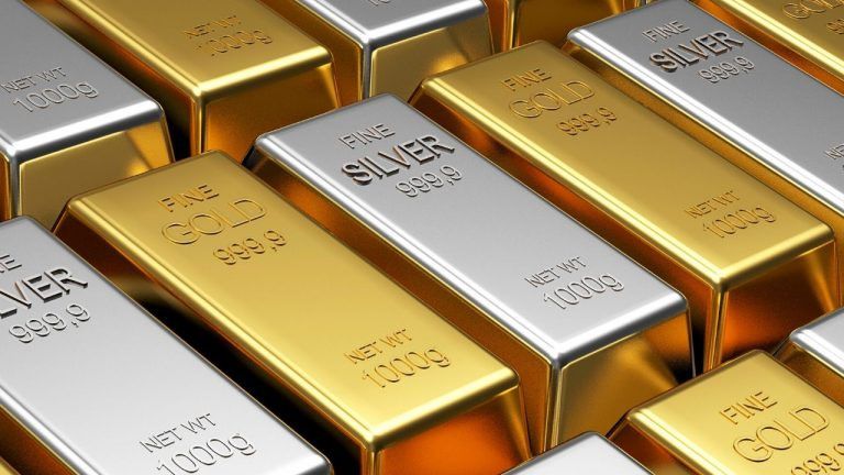 Золото против серебра? Нет, это рыночный паритет