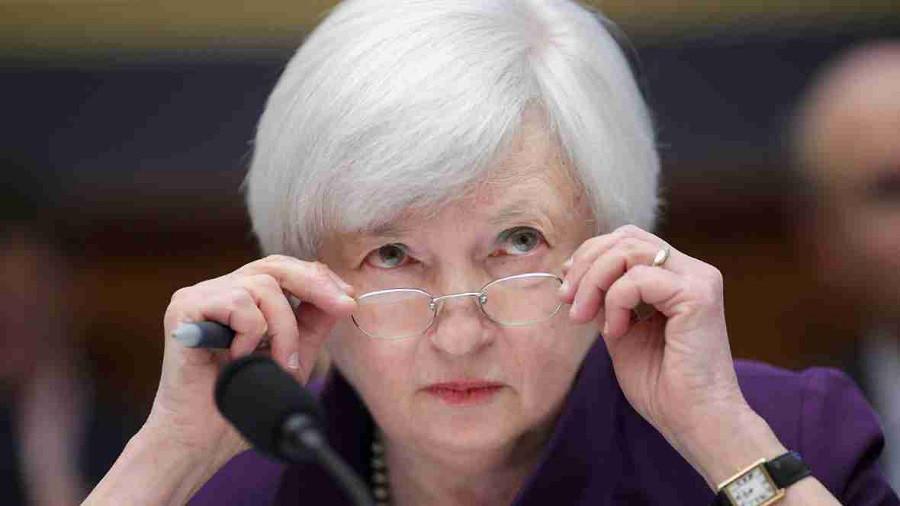Джанет Йеллен считает лимит госдолга США «постоянной угрозой для экономики».