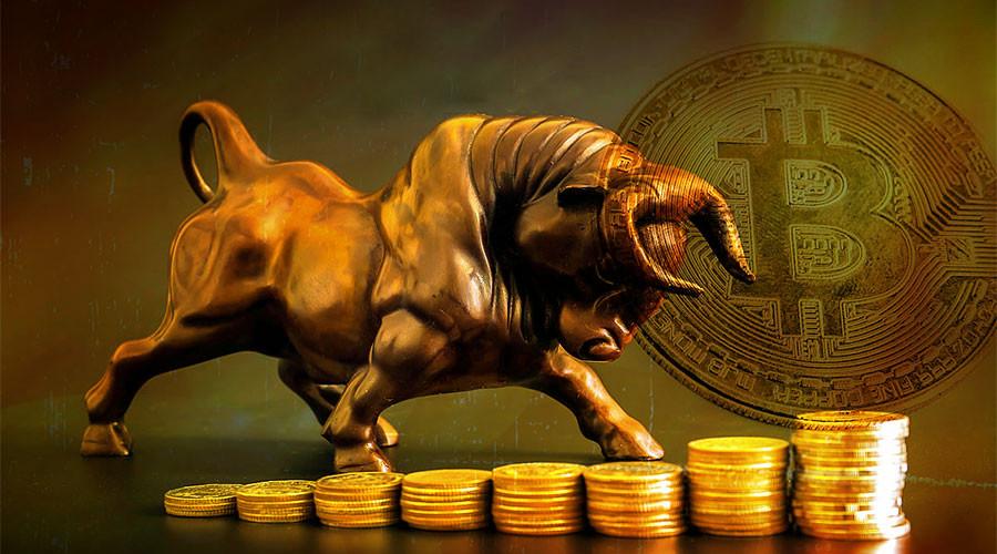Рынок криптовалюты в эйфории: рост биткоина и альткоинов увеличивается с приближением к концу недели